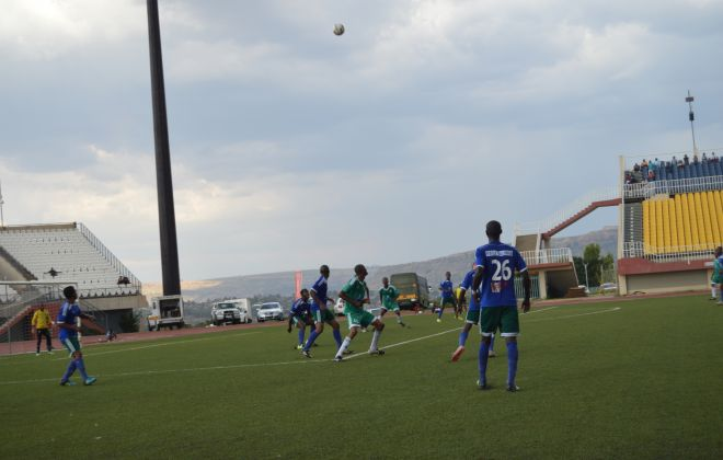 K4L face LMPS in Vodacom Premier League