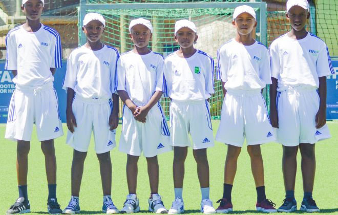 Six boys enrolled in K4L Academy
