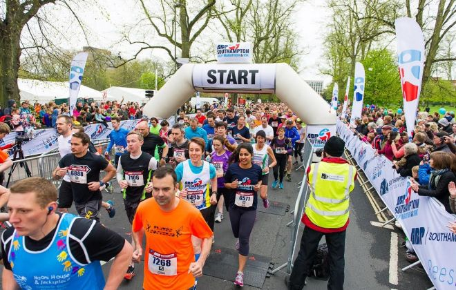 Join our Southampton Marathon team!