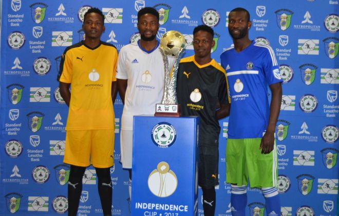 K4L ready for Bantu in Independence Cup