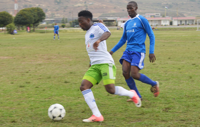 Masoabi brace helps K4L to victory over LMPS
