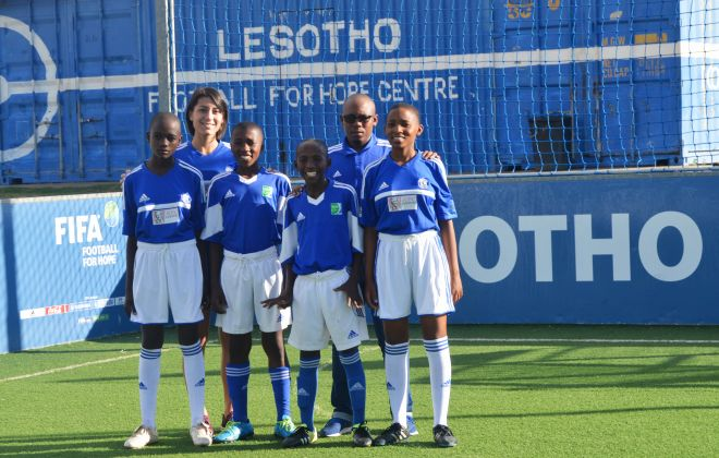 Kick4Life to represent Lesotho at World Cup