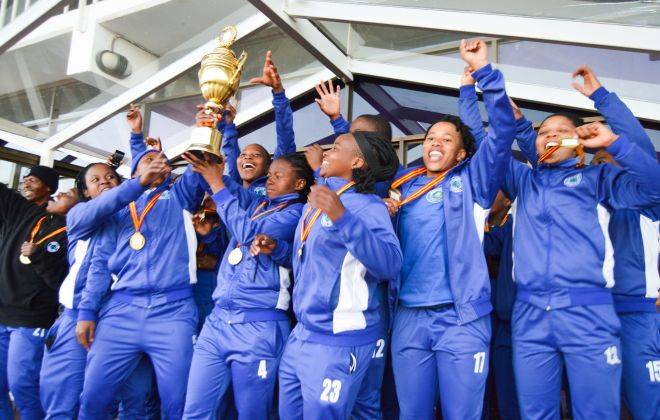 K4L Ladies set for Botswana tournament