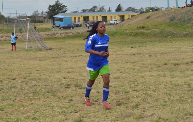 K4L Ladies second as Letsie wins Golden Boot