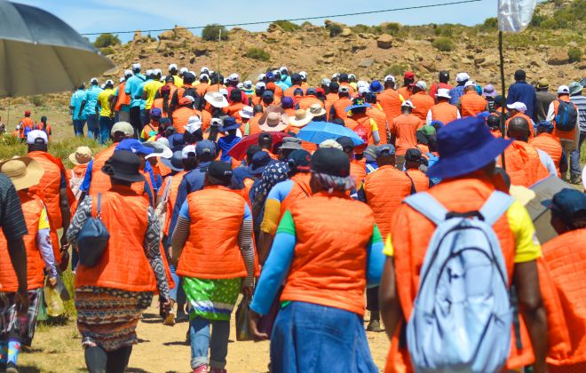 K4L marks 16 days of activism on GBV