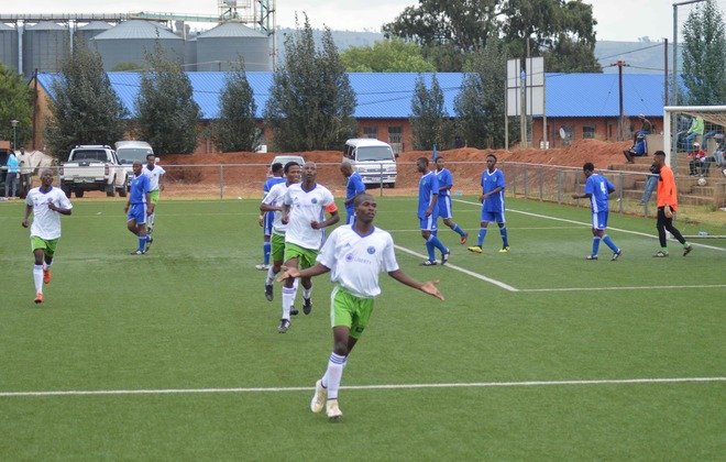 Botsane double gives K4L win over Linare in EPL