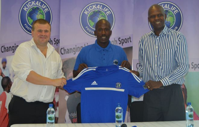 K4L unveil new signing Likano Teele