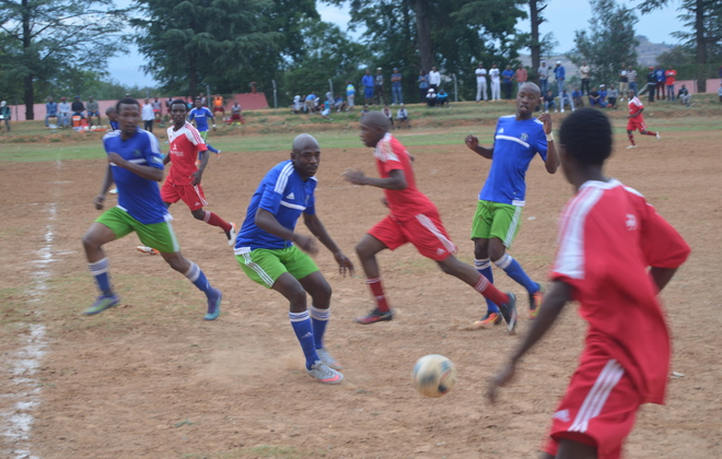 K4L host relegation threatened Rovers