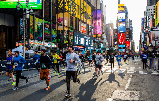 Run for K4L in United Airlines NYC Half 2016!