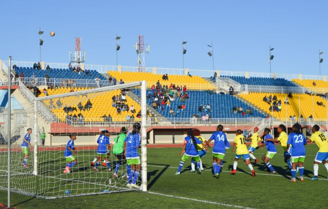 K4L Ladies take on Basetsana in Top4