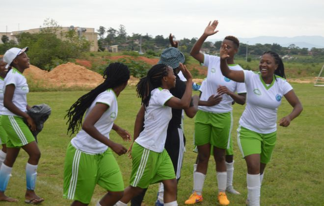 K4L teams perform well in Swaziland