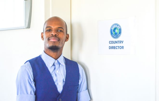 K4L appoint Nkhahle first Mosotho Country Director