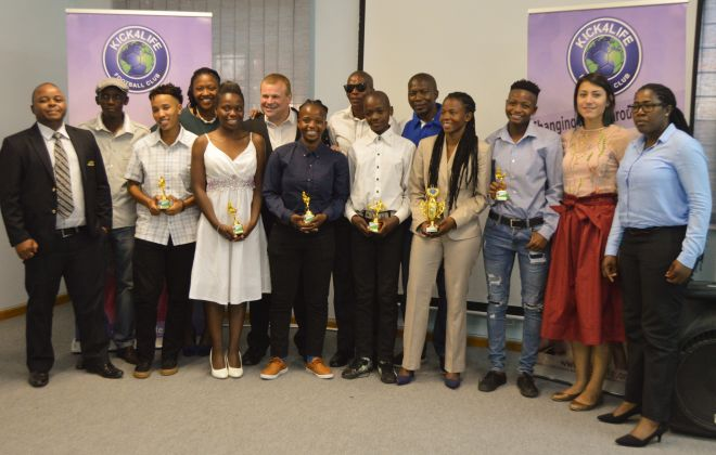 Awards night held for K4L Ladies