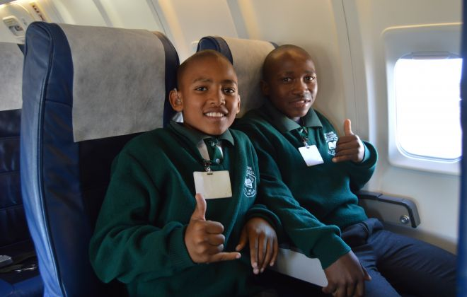 Academy scholars invited for tour by Maluti Sky