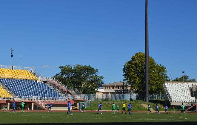Kick4Life aim to bounce back at Sandawana