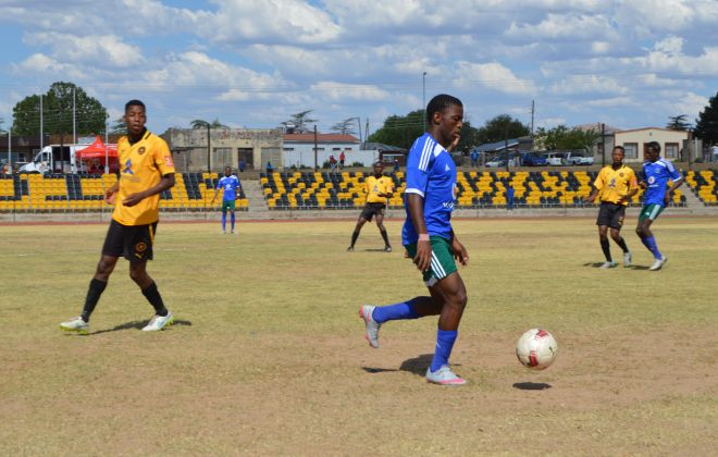 Kick4Life face Bantu in top of table clash