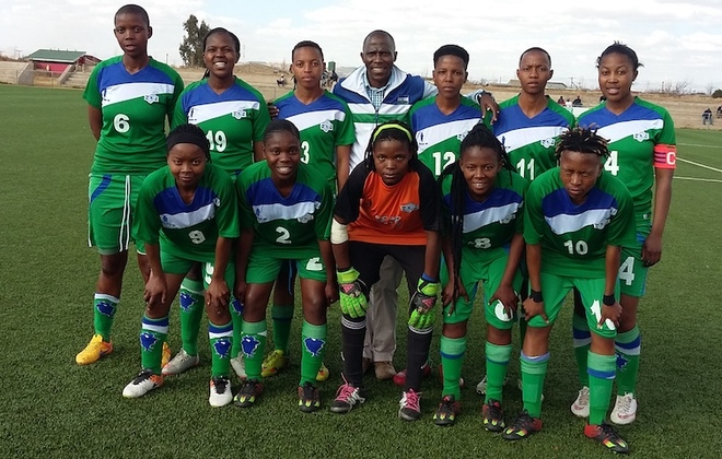 Seven K4L Ladies players in national squad