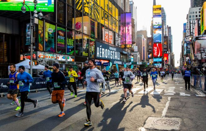 Join Team K4L for the TCS NYC Marathon 2017!