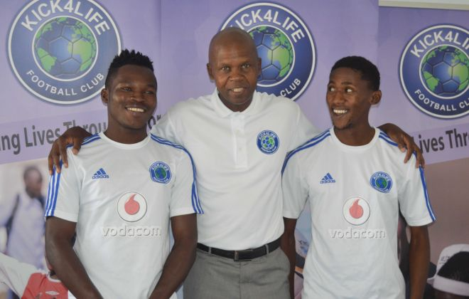 K4L bolster squad with two signings