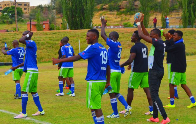 K4L host Matlama in Top8 second leg