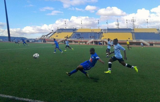 K4L U17 defeat Botswana National U17